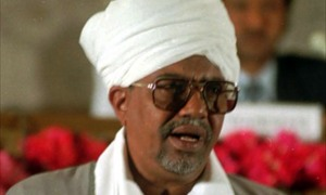 Sudanese President Umar al-Bashir