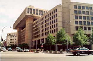 Edgar Hoover FBI Building