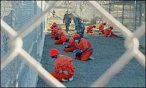 Guantanamo Bay Prisoners
